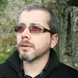 Co Down novelist Gerard Brennan Pic Mal McCann
