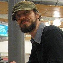 Alexander Zelenyj - Author Picture - Shotgun Honey